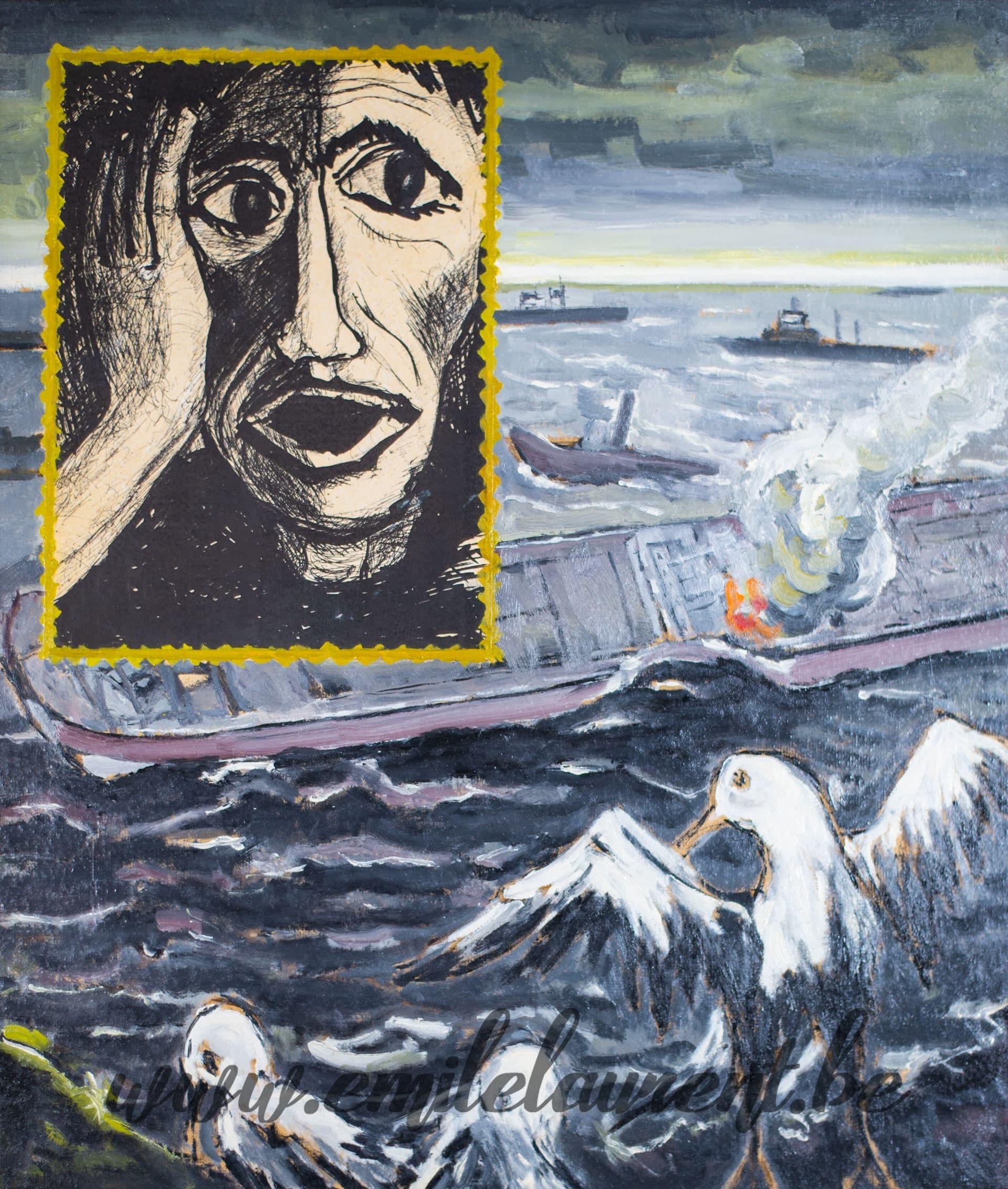 La Mer Assassinée