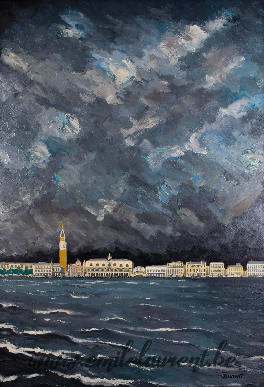 Venise sous le vent