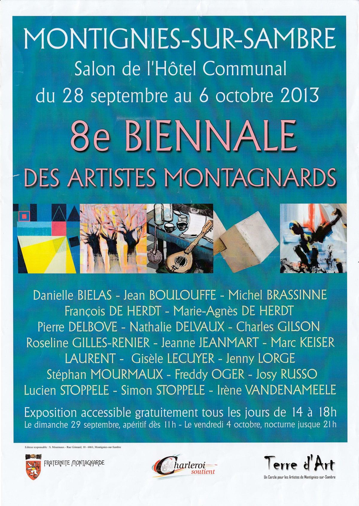 8ème Biennale des Artistes Montagnards