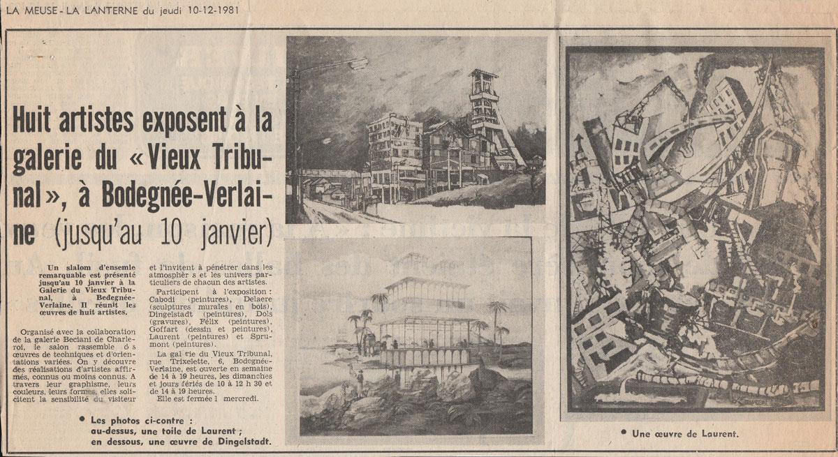 La Meuse La Lanterne