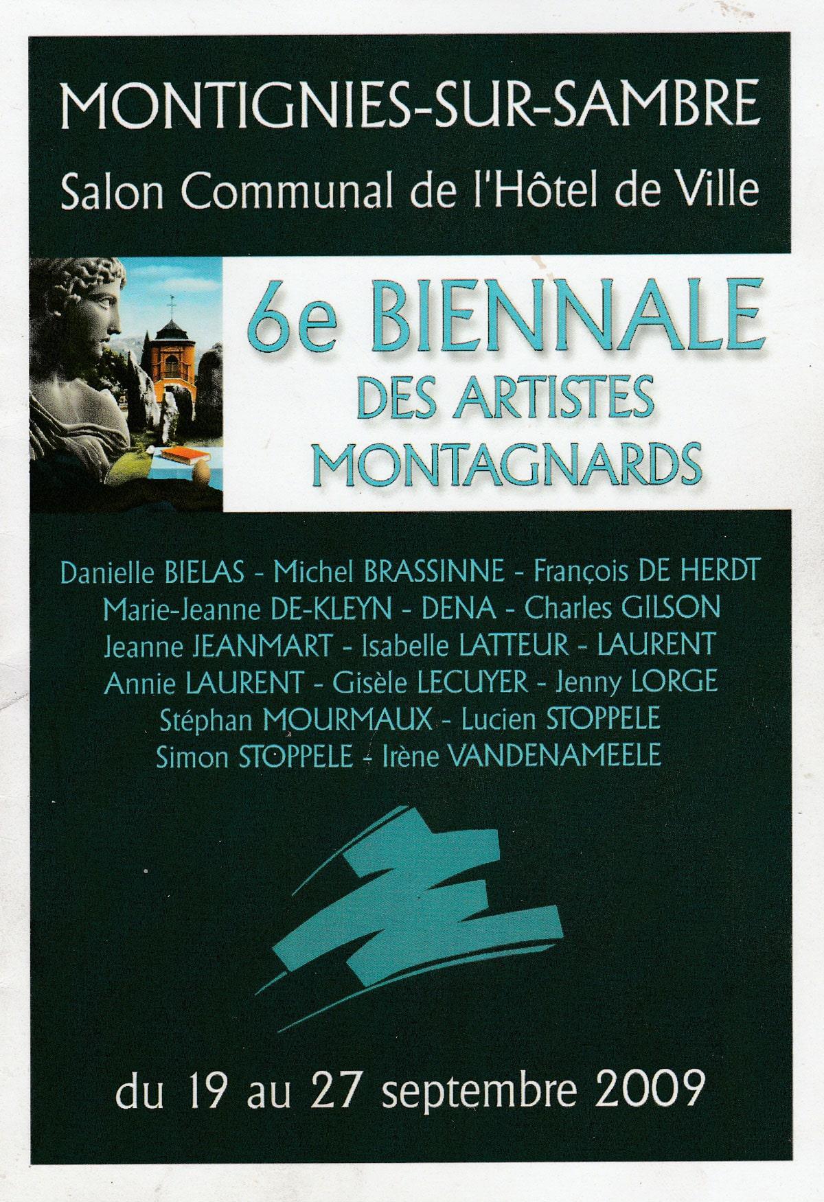 6ème Biennale des Artistes Montagnards