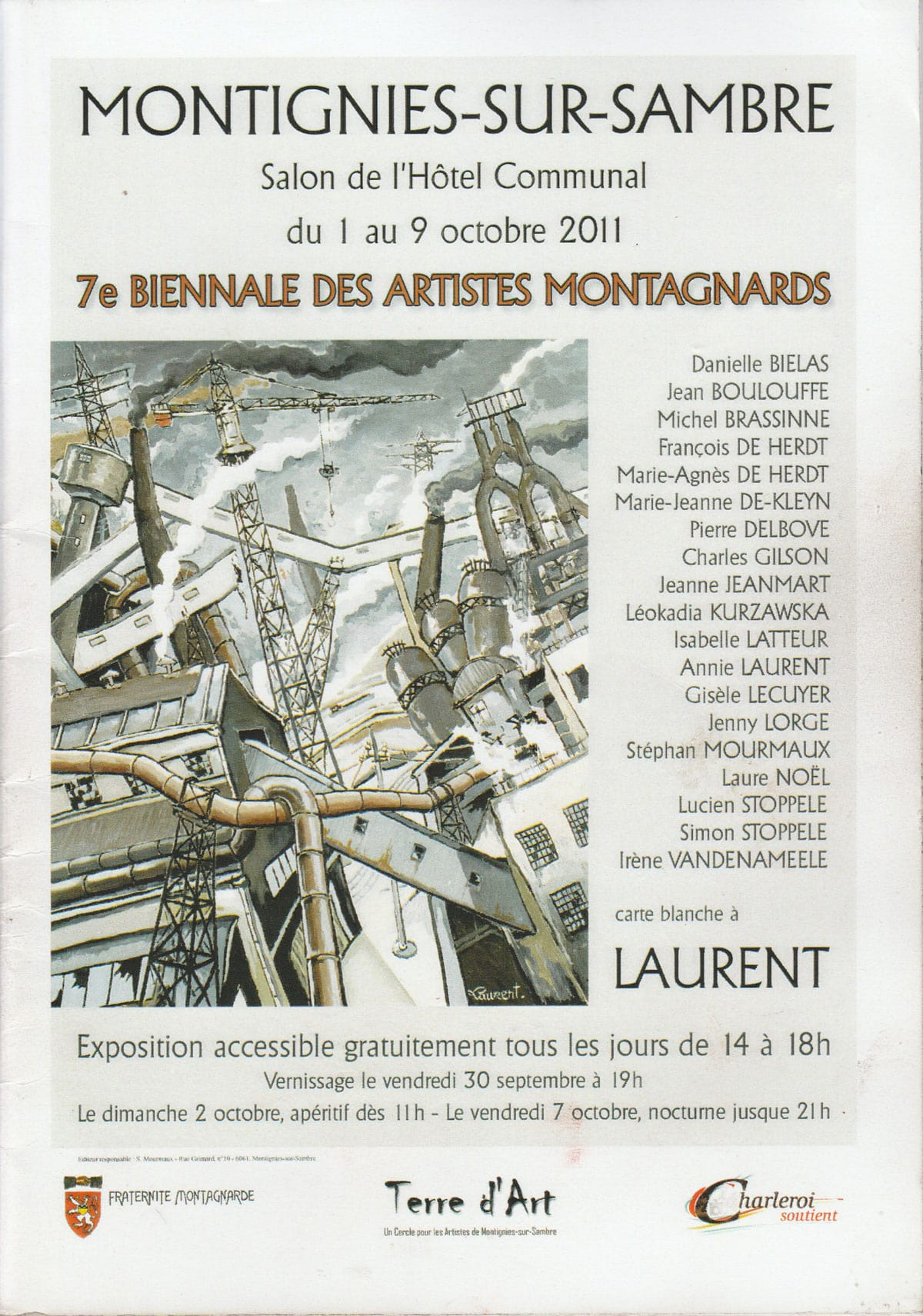 7ème Biennale des Artistes Montagnards